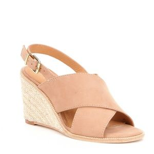 ANTONIO MELANI Parla sling back wedges